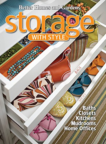 Storage with Style (Better Homes and Gardens Home) (Best Home Bar Designs)