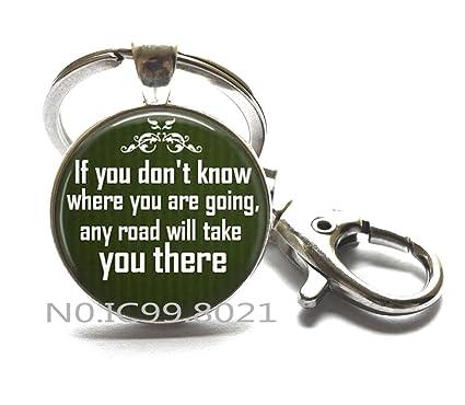 Si No Sabes Dónde Vas A Cualquier Carretera Te Llevarás A