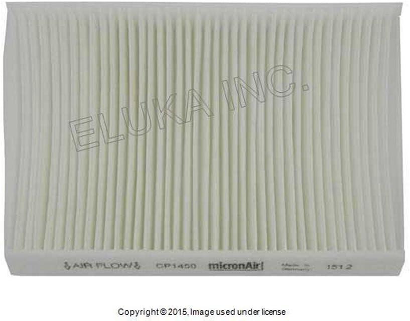 Pollen Filters BMW X5 X6 E70 E71 Recirculated Interior Pollen ...