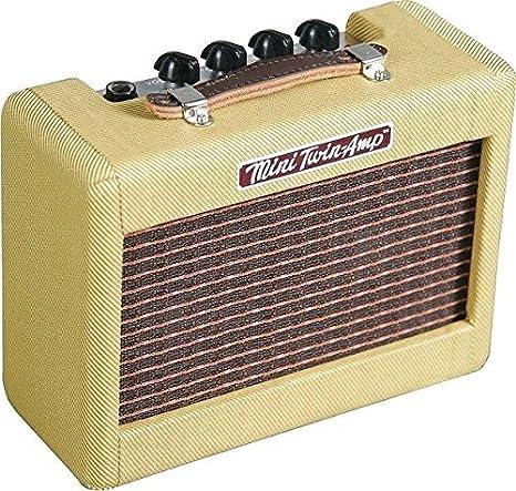 Fender 023-4811-000 Mini '57 Twin-Amp, Tweed