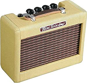 fender mini 39 57 twin amp electric guitar amp musical instruments. Black Bedroom Furniture Sets. Home Design Ideas