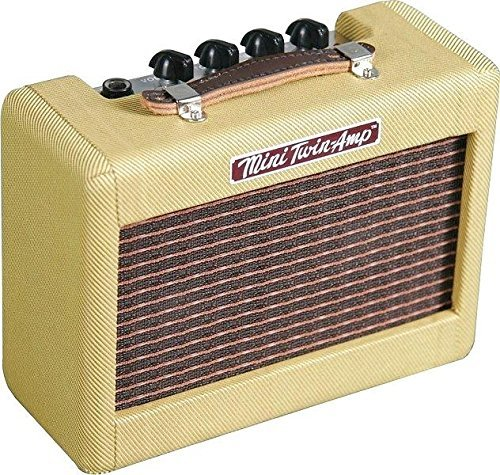 Twin Fender Amp (Fender Mini '57 Twin-Amp – Electric Guitar Amp)