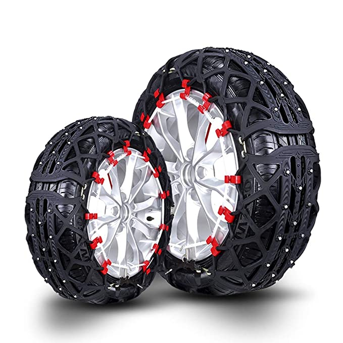 Neumáticos de Cadena de Nieve para automóviles Cadena de Nieve para ...