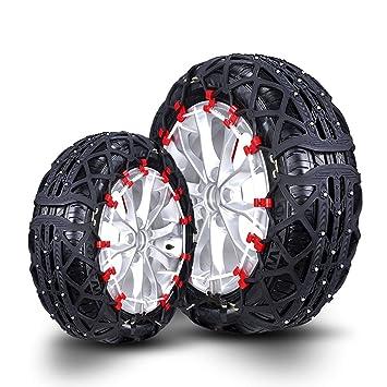 Neumáticos de Cadena de Nieve para automóviles Cadena de Nieve para automóviles Vehículo Todo Terreno Cadenas