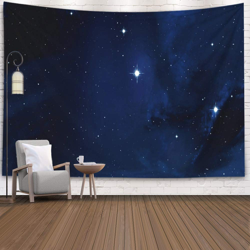Gesmatic Popular Wall Hanging Tapestry, 80X60 Inches Premium Fabric Deep Space Stellar Background Black Universe Background Accessories for Home Decoration Bedding Decorative Tapestry,Pink Green