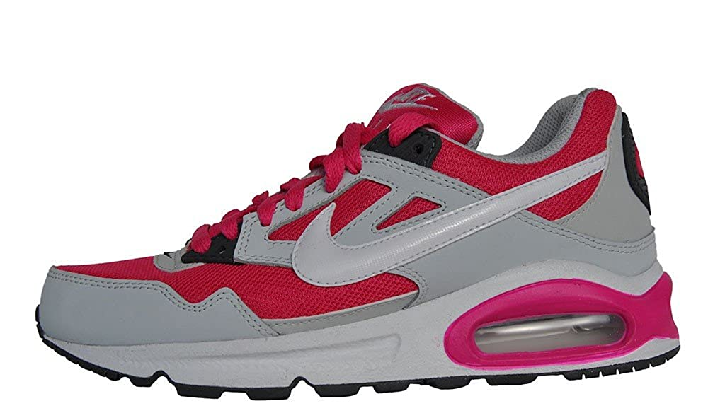 better top brands shoes for cheap Nike Air Max Skyline (GS) (372197-600), vivid pink-white-pure ...