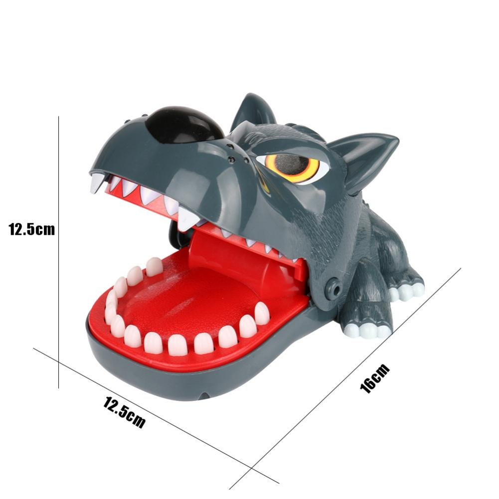 Crocodile Dentist Gamemeiyaa New Design Classic Biting Hand Game Toy For Kids As