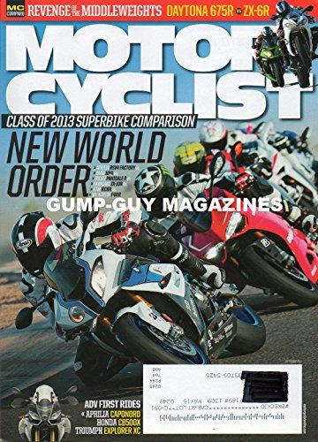 Motorcyclist September 2013 Magazine