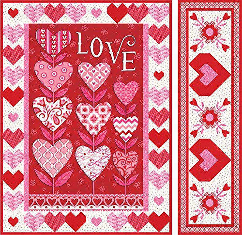 - Love Grows Quilt Kit by Deb Strain for Moda Fabrics