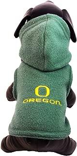product image for NCAA Oregon Ducks Polar Fleece Hooded Dog Jacket