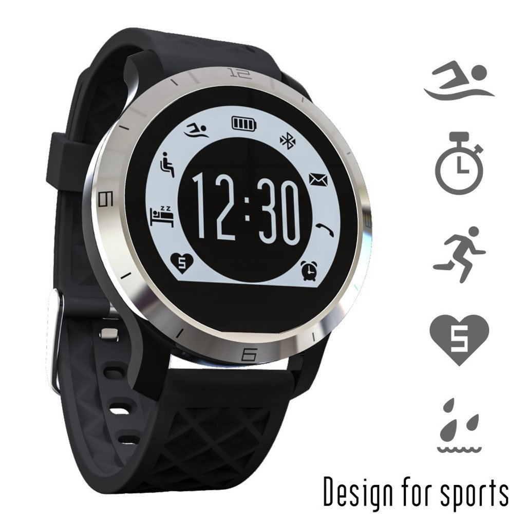 Amazon.com: XiYunHan Smart Watch Smart Bracelet Waterproof ...