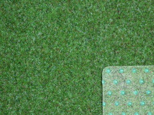 133 verschiedene Gr/ö/ßen Kunstrasen Rasenteppich mit Noppen beige hell-braun H/öhe ca Meterware 200 und 400 cm Breite Gr/ö/ße: 5,5 x 4 m 7,5mm