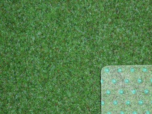 Ta-Bo Lifestyle Premium Kunstrasen Rasenteppich grün 10 mm mit Noppen 200 cm breit, 500x200 cm B0076ZO788 Teppiche