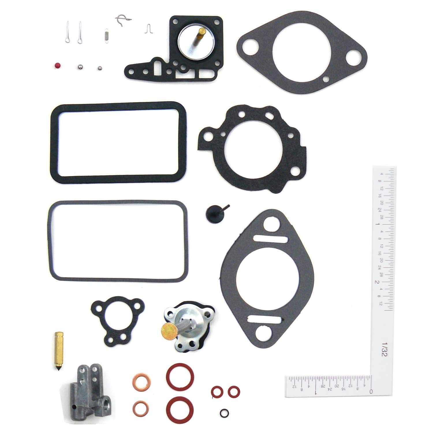 Walker Products 15114A Carburetor Kit by Walker Products