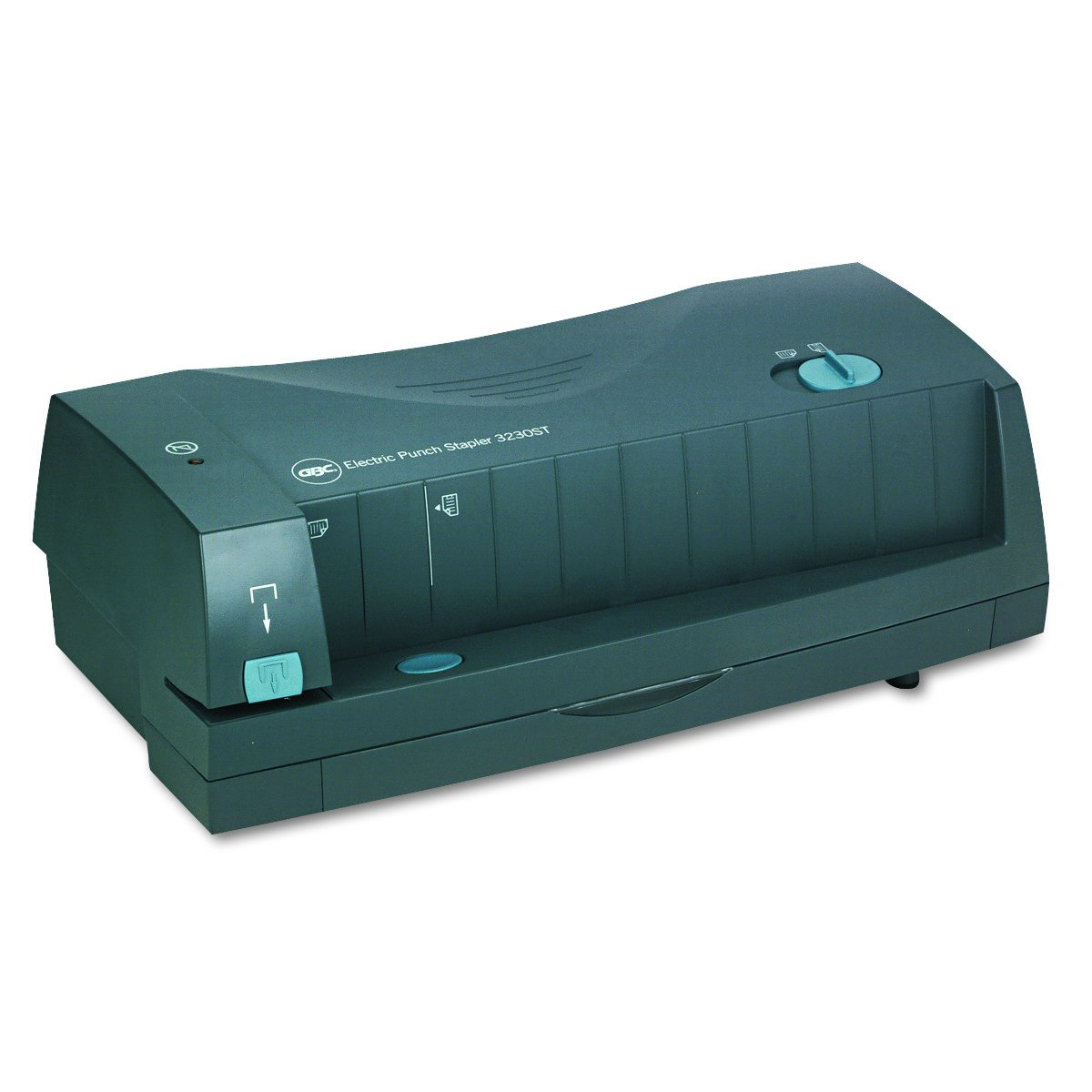 Swingline Electric Paper Punch/Stapler 2 or 3 Hole, 24 Sheet, 3230ST - 7704280