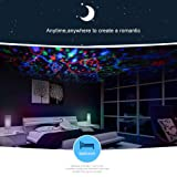 LOBKIN Musical Night Light Constellation Night