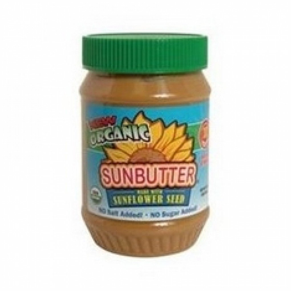 Sunbutter Sunflower Seed Spread Organic Jar (6x16Oz )