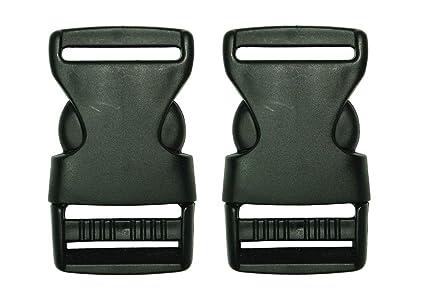Schnalle- Double Side Release Schnallen Clips- Steckverschluss 20MM-25MM-30MM-50MM - Steckverschluss, Kunststoff Klickverschl