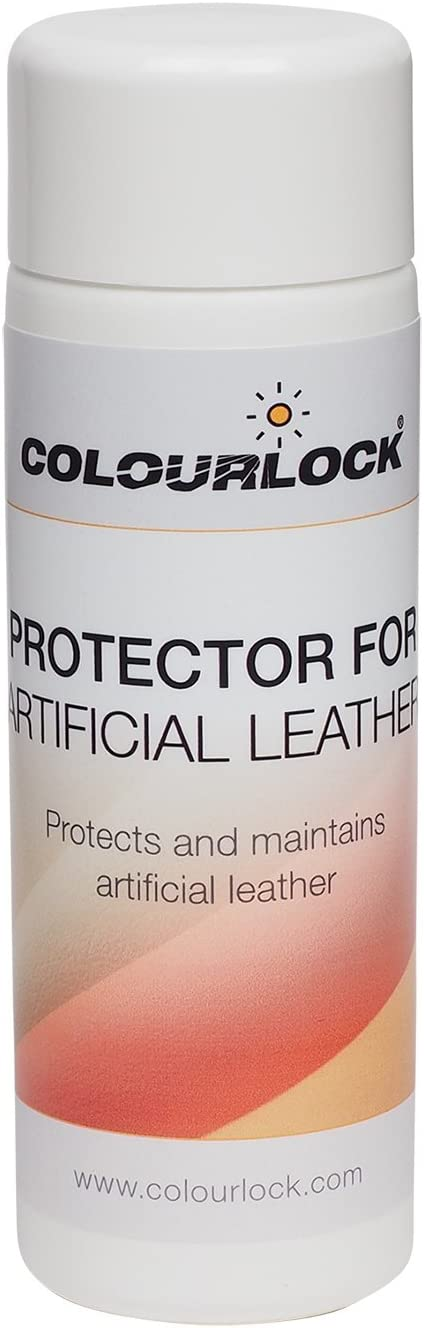 Colourlock Faux Leather Protector - Conditioner for Artificial Leather, Leatherette, Imitation Leather (5fl oz)