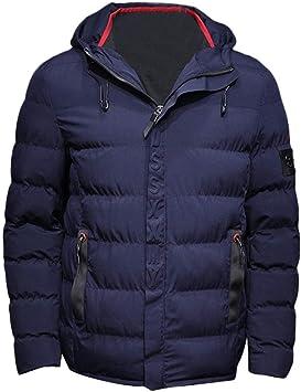 ALIKEEY Manteau Homme hivers Doudoune Homme Hiver Chaud Sweat Shirt à Capuche Homme Veste à Capuche zippée à Capuche pour Hommes Automne Hiver