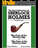 The Secret Adventures of Sherlock Holmes: Tranche 1