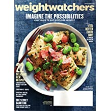 Weight Watchers Magazine March/April 2018 | Imagine the Possibilities