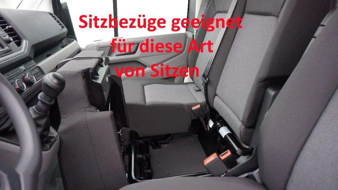- Z4L-DV-VWCR-017M3 Coprisedili Hero su misura/- Per sedili anteriori Z4L 1/+ 2