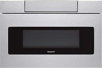Amazon.com: Sharp – Microondas smd3070as cajón Horno, 30 ...
