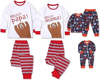 Une pi/èce Ours Pyjama Brun
