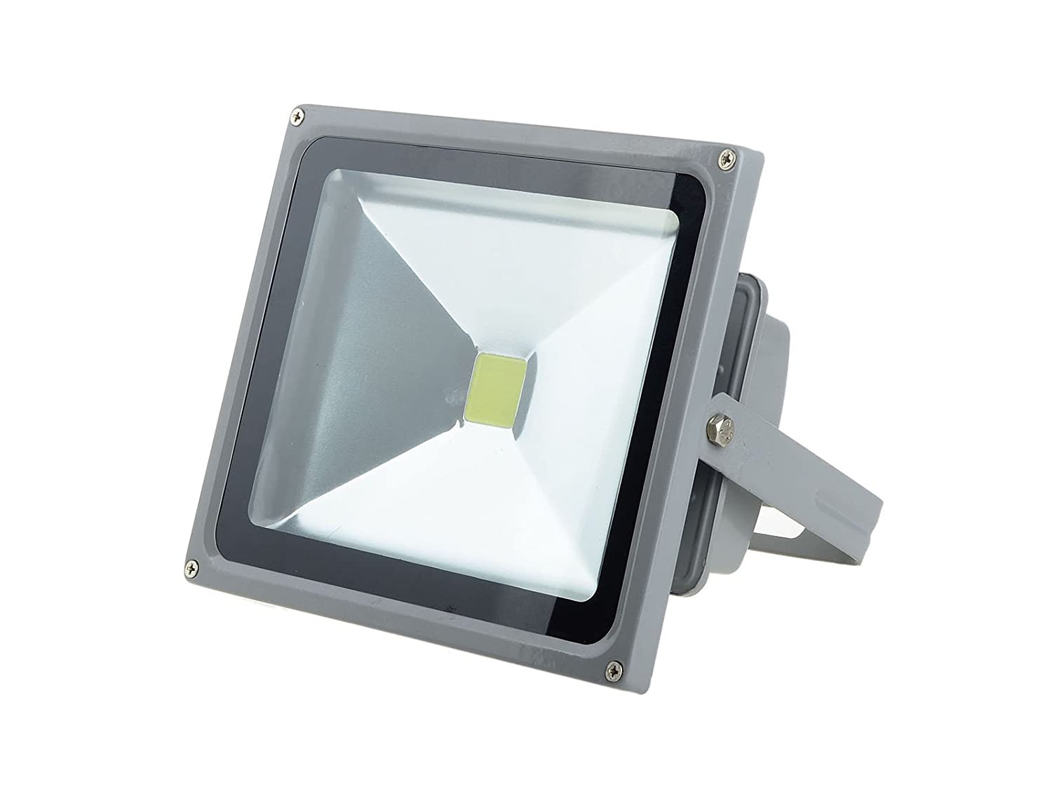 10 watt led waterpoof outdoor security floodlight 50w halogen equivalent ebay. Black Bedroom Furniture Sets. Home Design Ideas