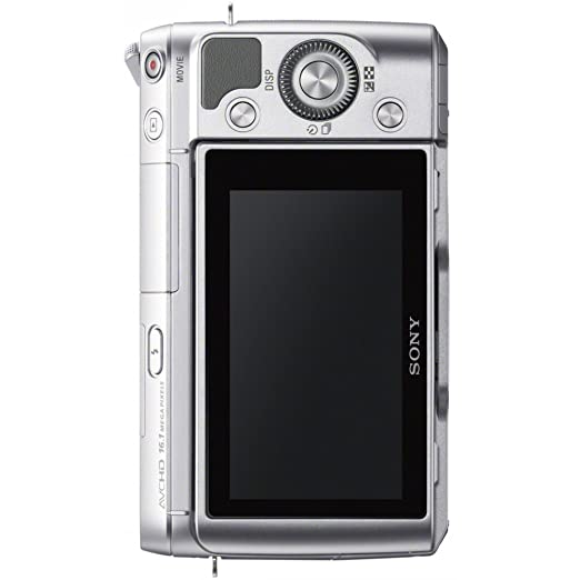 Sony NEXF3KS - Cámara compacta de 16.1 Mp (pantalla de 3