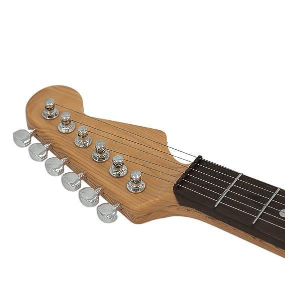 6d287baa0a0aba BOROK Enfant Jouet Guitare Instruments de Musique Jouet Éducatif Guitare  Electrique Kids Enfants pour Enfant  Amazon.fr  Jeux et Jouets
