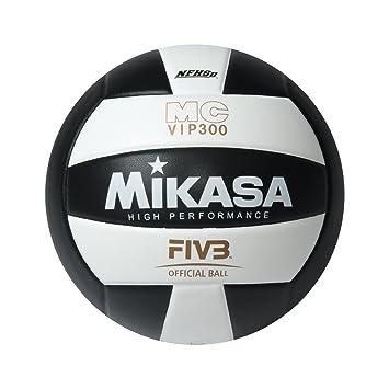 Mikasa voleibol de interior, mujer Unisex Infantil hombre, negro
