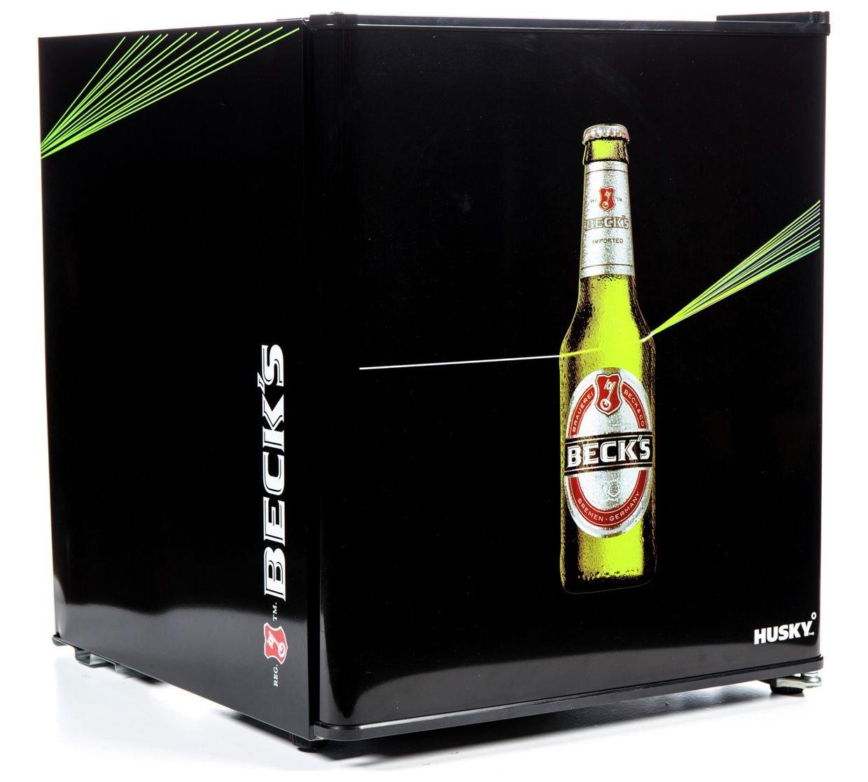 Husky Becks 43 Liter Mini Kühlschrank: Amazon.de: Sport & Freizeit