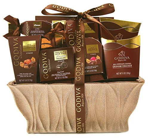 Godiva Decadence Gift Basket - Signature Chocolates
