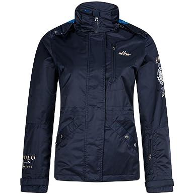 Polo Diverse Lulu Abnehmbare Taschen Damen Kapuze Hv Jacke cKJlF1