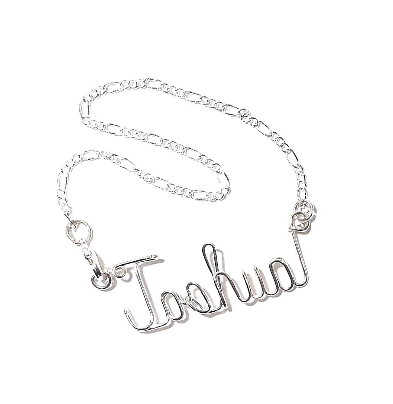 5.2 long Sterling silver handmade amazing silver ankle bracelet baby anklet noisy sound charm customized anklet personalized gifting ank211