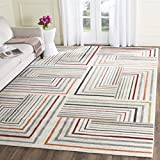 Safavieh Porcello Collection PRL3740C Ivory and Grey Area Rug (2'7″ x 5′) Review