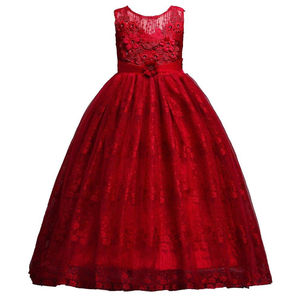 SERYU DRESS ボーイズ 160 レッド B07NJBRCJN