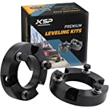 """KSP Tundra Lift Kit Front 2"""" Aircraft Billet Strut Spacers Leveling Lift Kit fit for Tundra 2WD 2X2 4WD 4X4 1999-2006"""