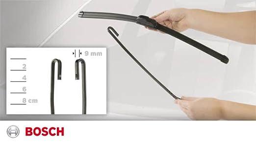Amazon.com: BOSCH AeroTwin Front Wiper Blades PAIR 650/400mm 26 16 Fits KIA HONDA AR653S: Automotive