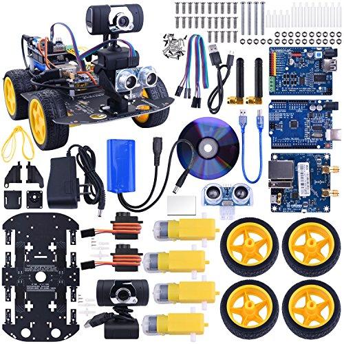 Kuman Arduino Intelligent Robotics wireless