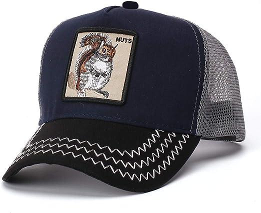 sdssup Gorra de Beisbol Verano Wild Cock Net Cap Bordado Gorra ...