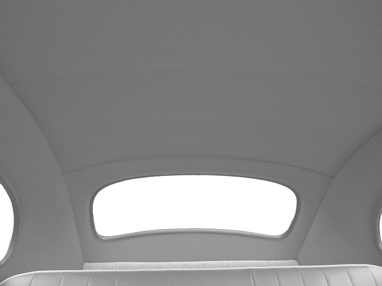 Acme VW53-45-1 Volkswagen Beetle Gray Headliner