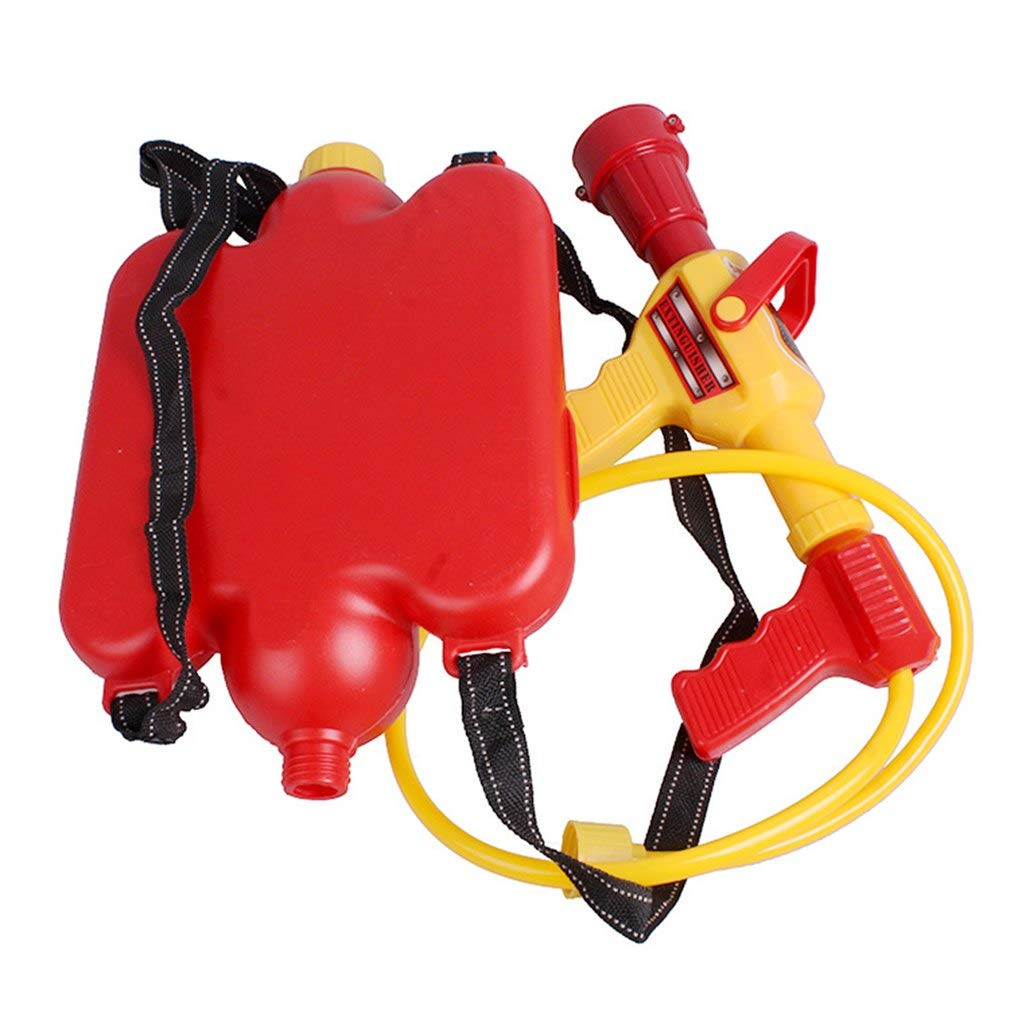 5billion Baby Backpack Fireman Toy Water Gun Sprayer for Kids Nozzle Air Pressure Water Gun for Beach Lake Tourism Outdoor Activities Toy by 5billion (Image #2)