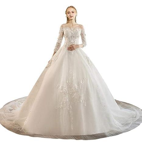 Trajes de boda Boda Vestido De Noche Vestido De Novia Un ...