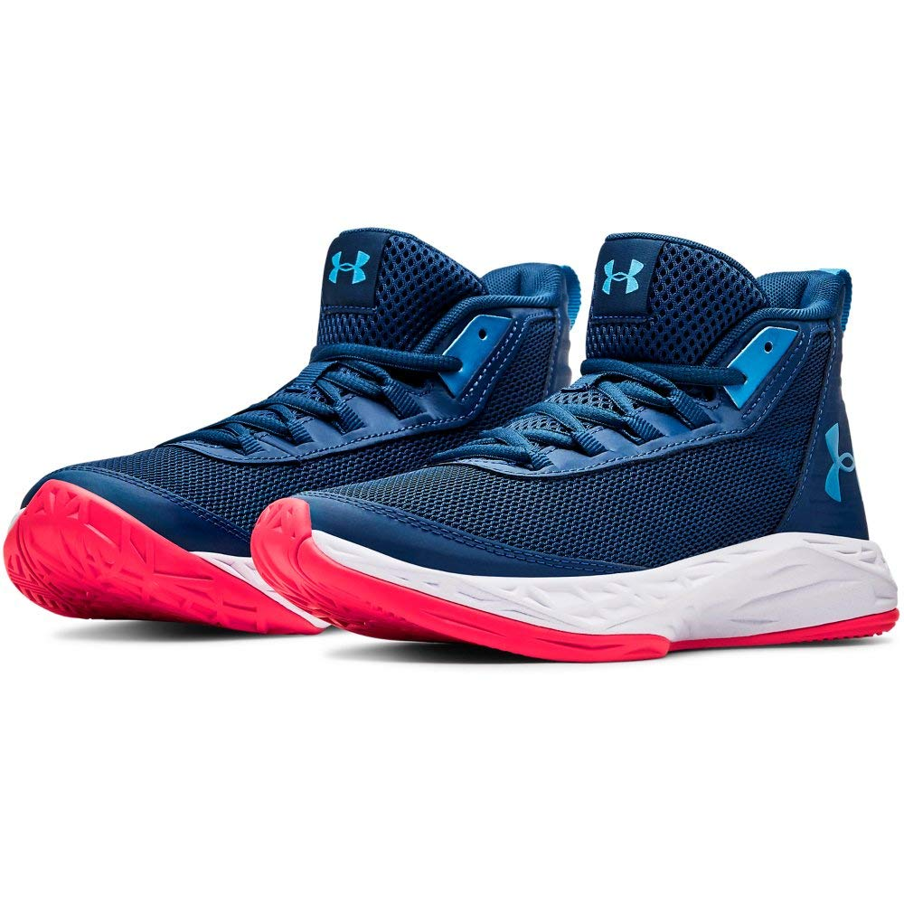 Under Armour Kids Grade School Jet 2018 Basketball Shoe