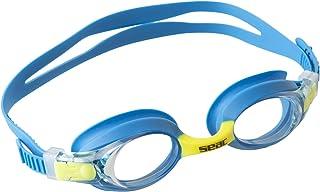 Seac Bubble Occhialini Nuoto da Piscina per Bambini e Bambine, Rosa 9911B