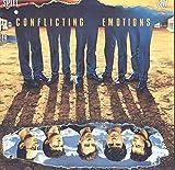 Split Enz: Conflicting Emotions LP VG++/NM Canada A&M SP 4963