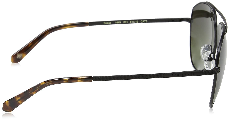 sol Baker Gafas Reese accesorios Tese Gafas Ropa Amazon negras es de y sol 61 de rqrta65